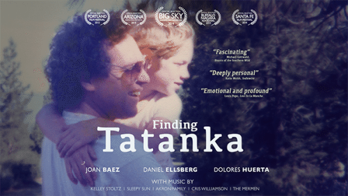 finding tatanka poster