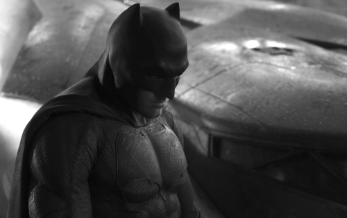 Ben the sad, sad bat.